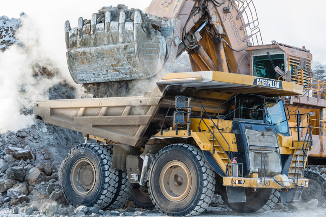 For the first time in ten years, ALROSA commissions a new